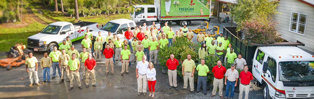 - About - Freeman Landscaping
